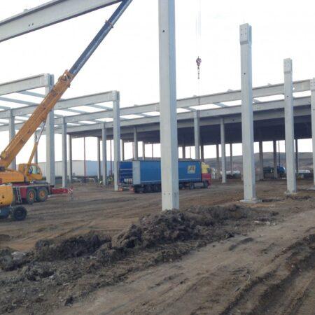 Depozit Logistic CTP Apahida Jud. Cluj by ASA Cons Romania