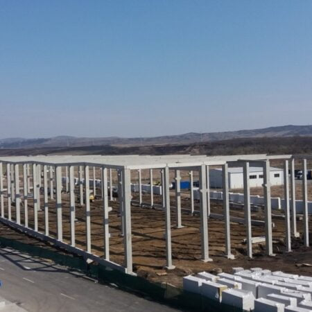 Extindere Parc Logistic Transilvania Constructii Jucu by ASA Cons Romania